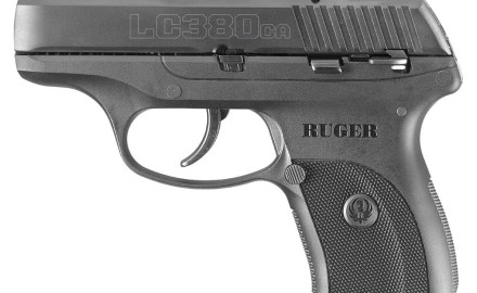 Ruger has announced that its popular LC380 pistol will once again be available to California