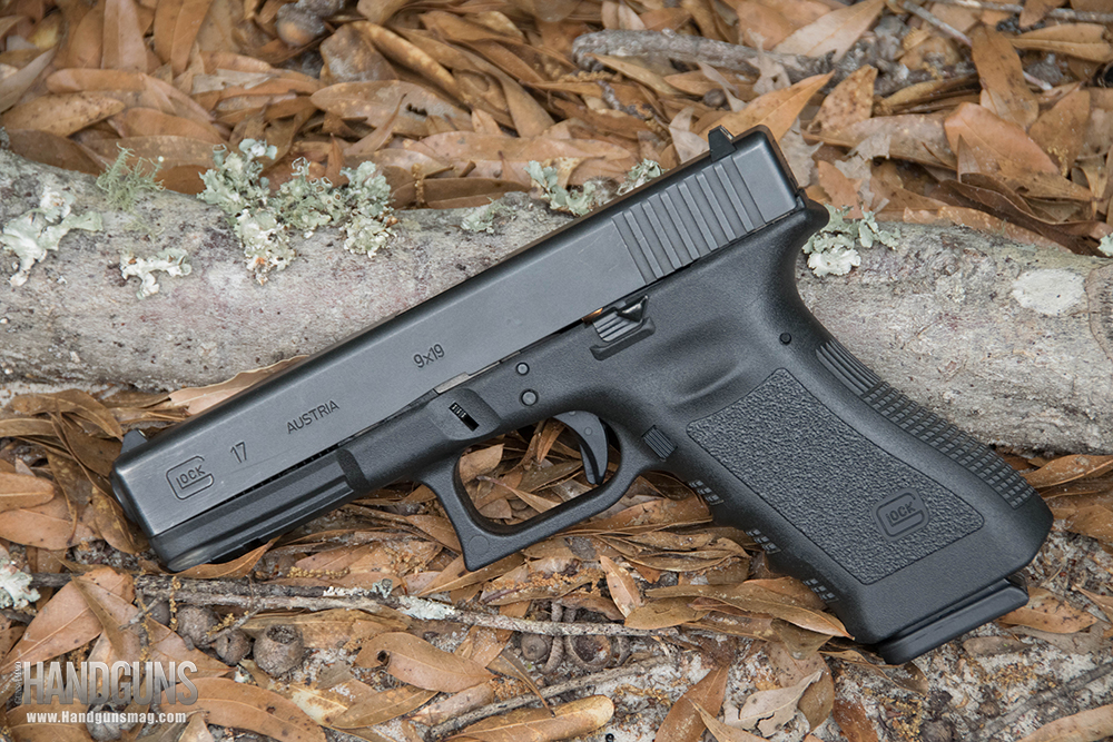 Polymer Pistol Showdown: Glock 17 vs  Canik TP9SA