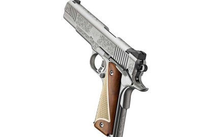 Kimber has announced its 2015 Summer Collection, a group of special edition pistols that includes