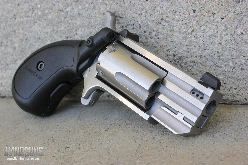North American Arms Pug Review Handguns
