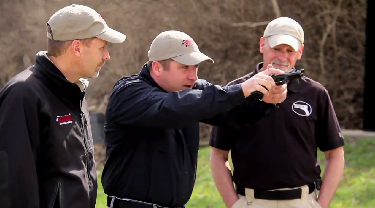 Double Feed Drill: Handguns & Def. Weapons TV