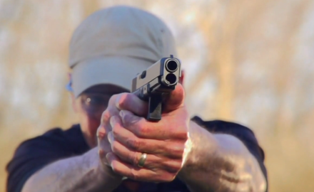 James Tarr and Dave Spaulding offer up their opinions regarding the Glock 41 pistol.