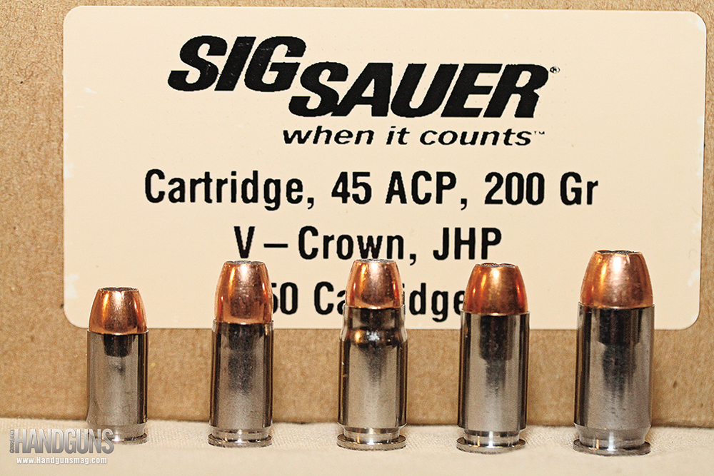 Ammo Shelf: SIG Sauer Elite Performance Ammo