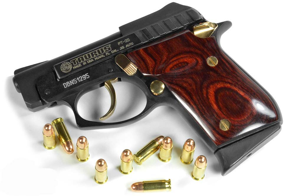 Taurus Pt 25 Review Handguns