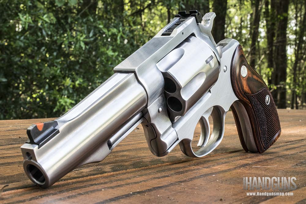 Ruger Redhawk .45 ACP/LC Revolver Review