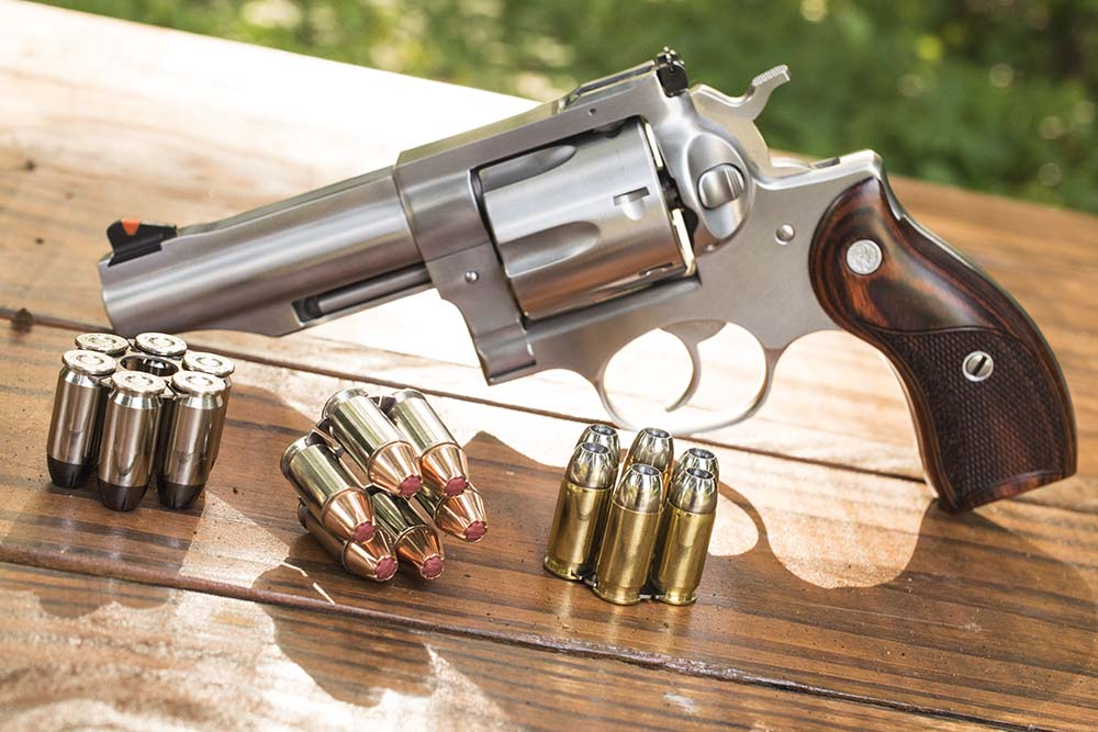 Ruger Redhawk 45 Acp Lc Revolver Review Handguns