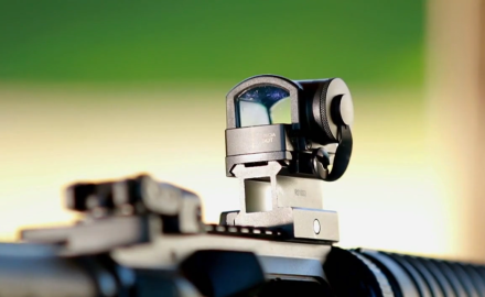 James Tarr reviews the new Steiner Micro Reflex Sight.