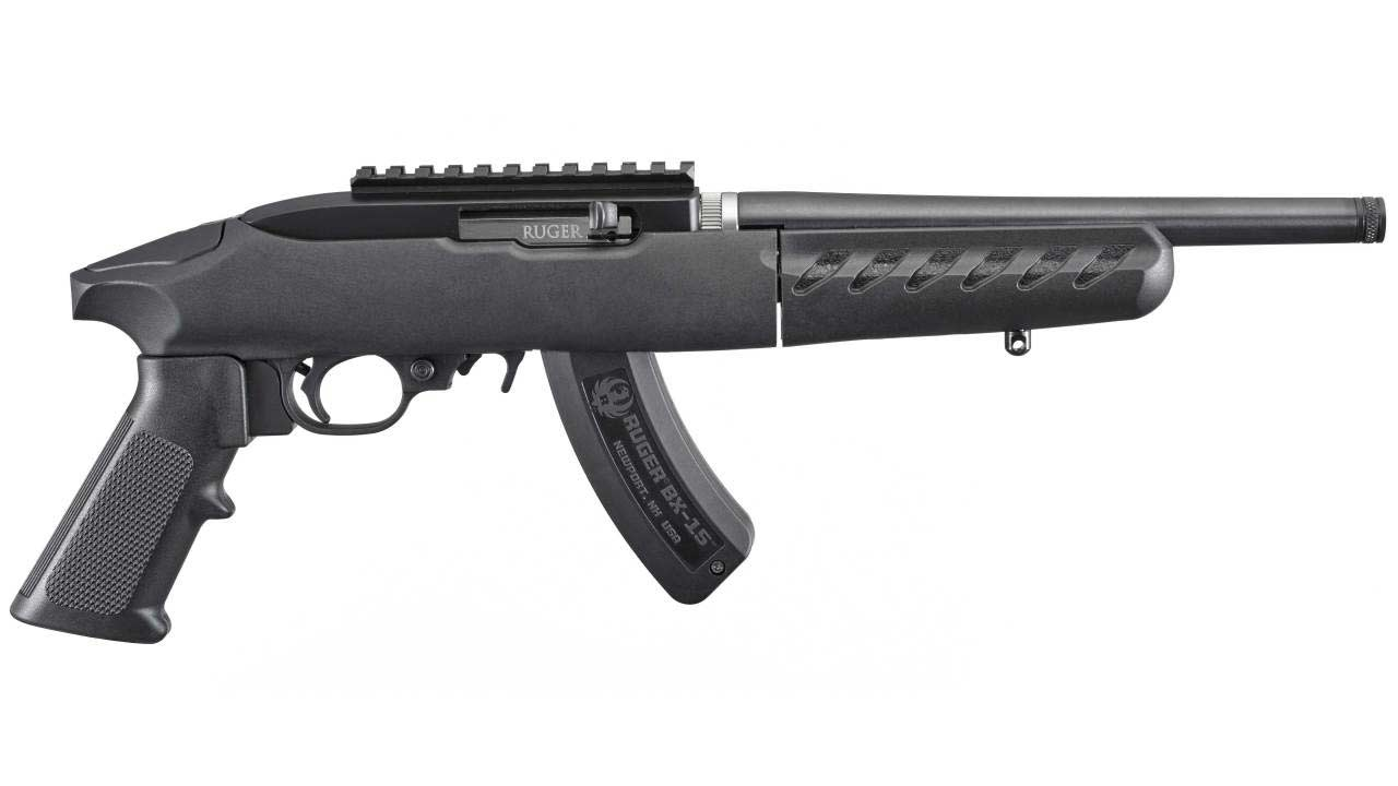 Ruger 22 Charger in Polymer