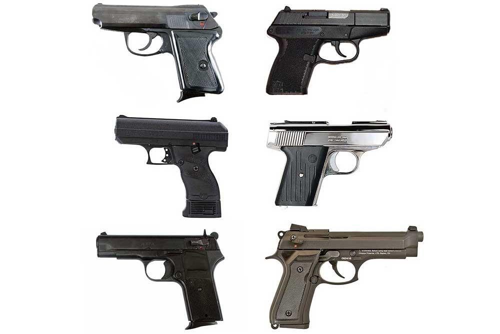 10 Cheap Guns Under 250