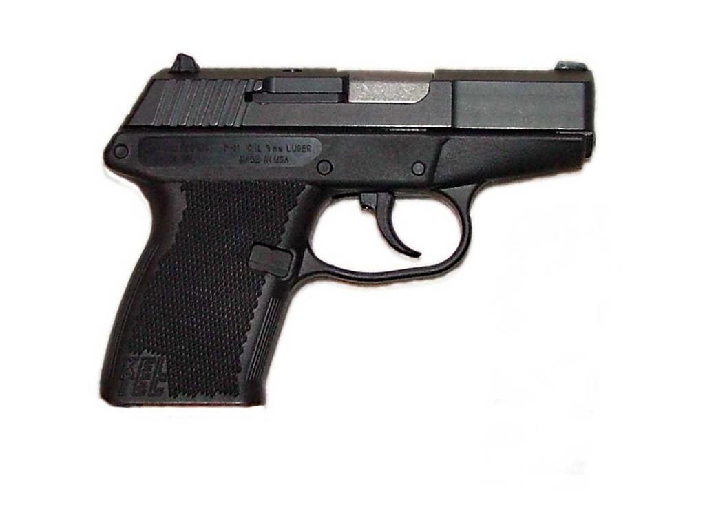 Kel-Tec P11