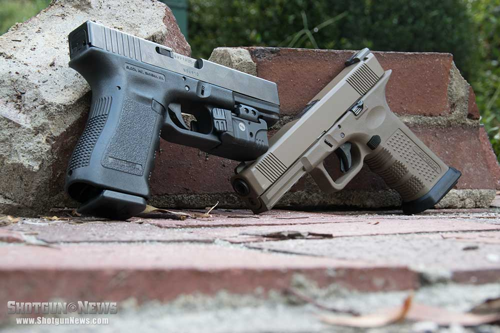 Lone Wolf Distributors vs. Glock 17 - Handguns
