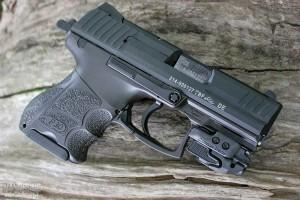 Laser handgun -(6)