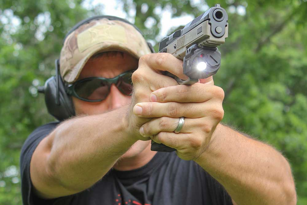 5 Reasons Why You Need a Handgun Laser
