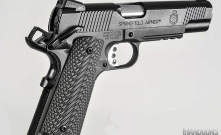 The new Springfield 1911 Operator from Springfield Armory is a mil-spec 1911 made for the Marine Corps, but brought to the civilian market. Take a look.