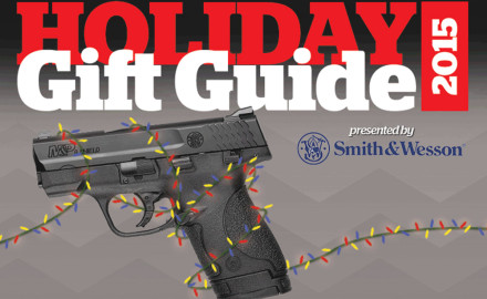 Every year, we at Handguns Magazine look forward to stuffing our stockings and giving gifts with some of the greatest guns and gear the firearms world has to offer. Check out our recommendations for some of the best guns and gun-related products on the market today.