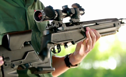 James Tarr reviews the Springfield Armory M1A Loaded Precision Rifle.
