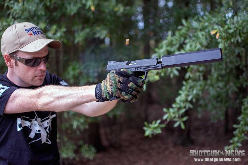 Review: HK USP 9 Tactical