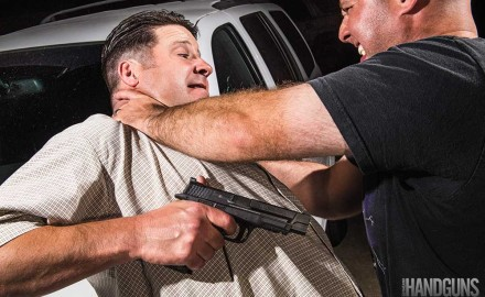 There are a number of considerations to think about when getting involved in close quarters