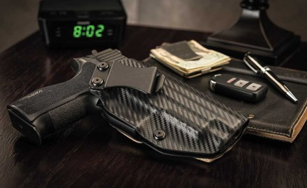 2015 saw the introduction of a wide range of concealed carry holsters, duty holsters and other carry rigs for the concealed carry permit holder.