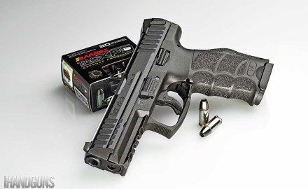 While it has features not everyone will like, the HK VP9 striker-fired pistol is well made, good shooting and quite affordable.