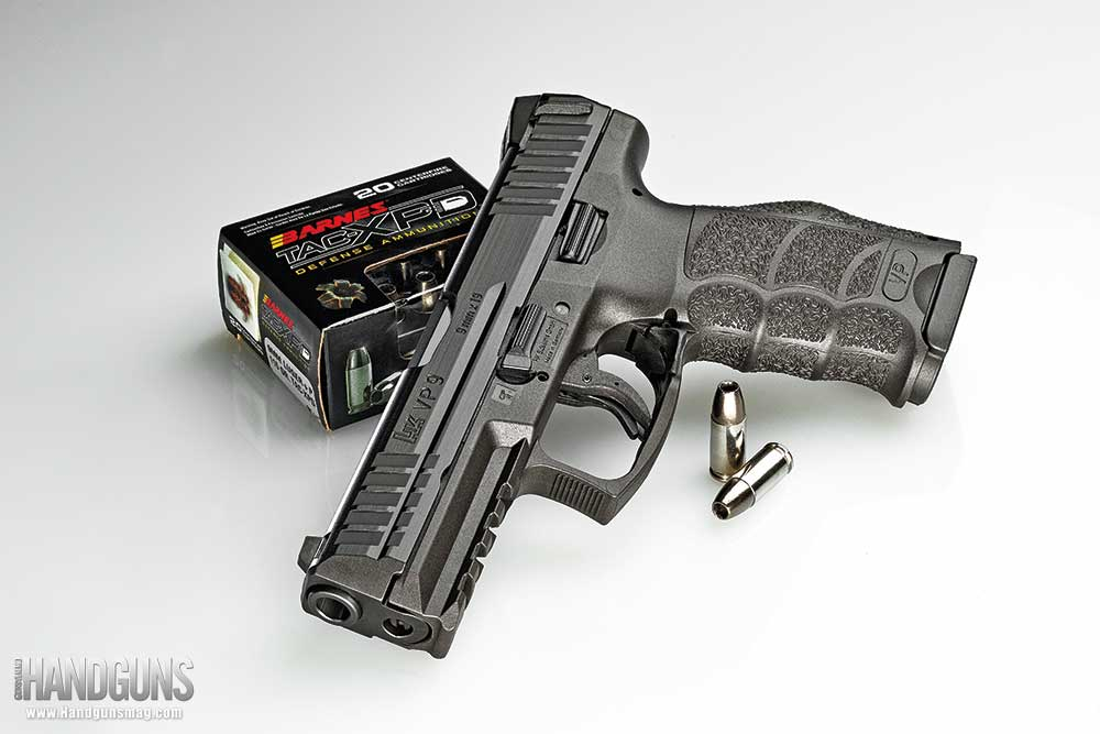 The People's Pistol: HK VP9 Review