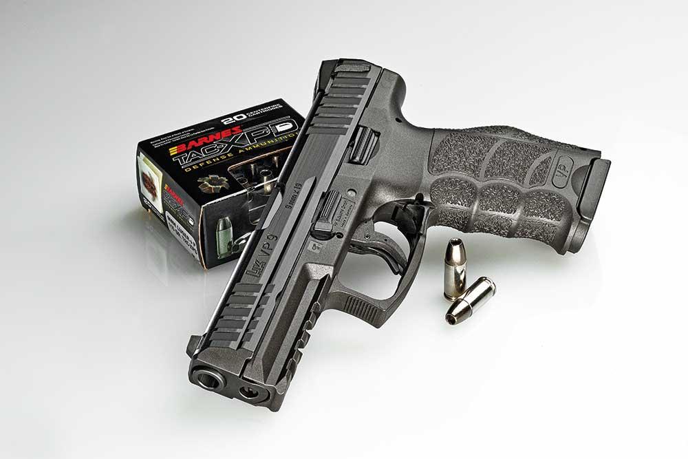 The People S Pistol Hk Vp9 Review Handguns