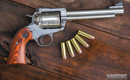 Having a serious caliber pistol nearby is a great idea when hiking in bear country; the .454 Casull Ruger Super Blackhawk fits the bill. This review will explain why.