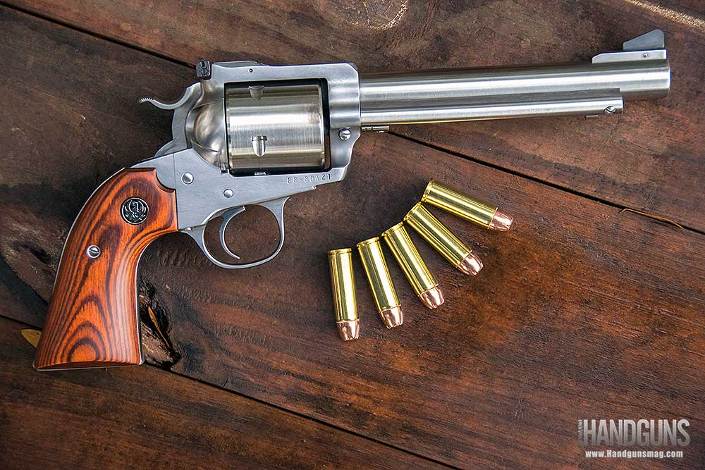 Ruger Super Blackhawk in  454 Casull Review