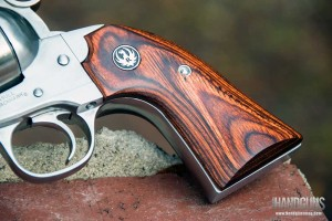 Ruger Super Blackhawk Bisley grip