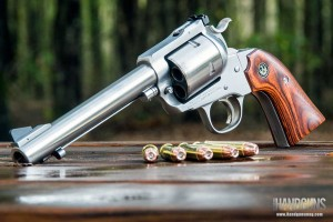 Ruger Super Blackhawk loaded with 454 Casull ammo