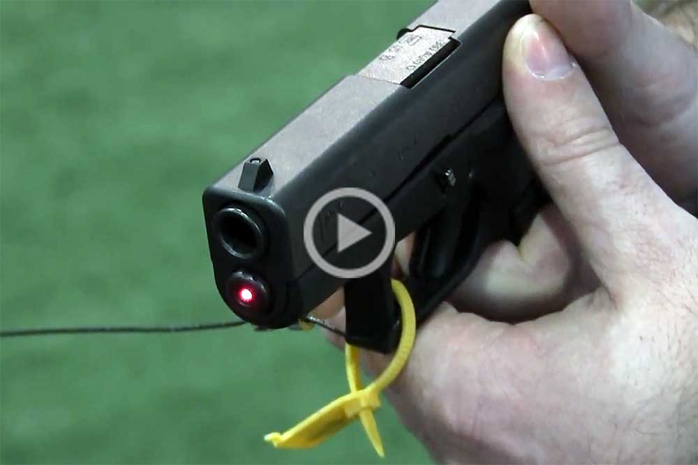 First Look: LaserMax G42/43 Guide Rod Lasers