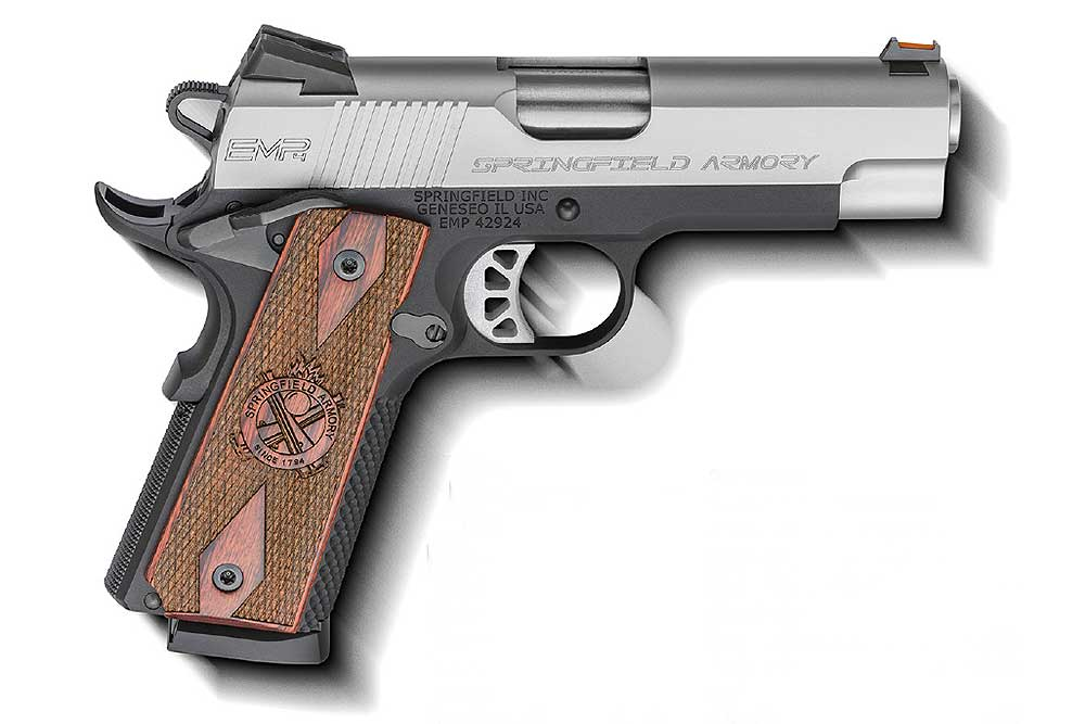 First Look: Springfield EMP 4-inch
