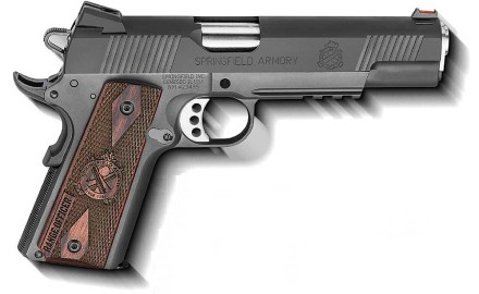 In response to customer demand, Springfield Armory introduced a new member of the Range Officer