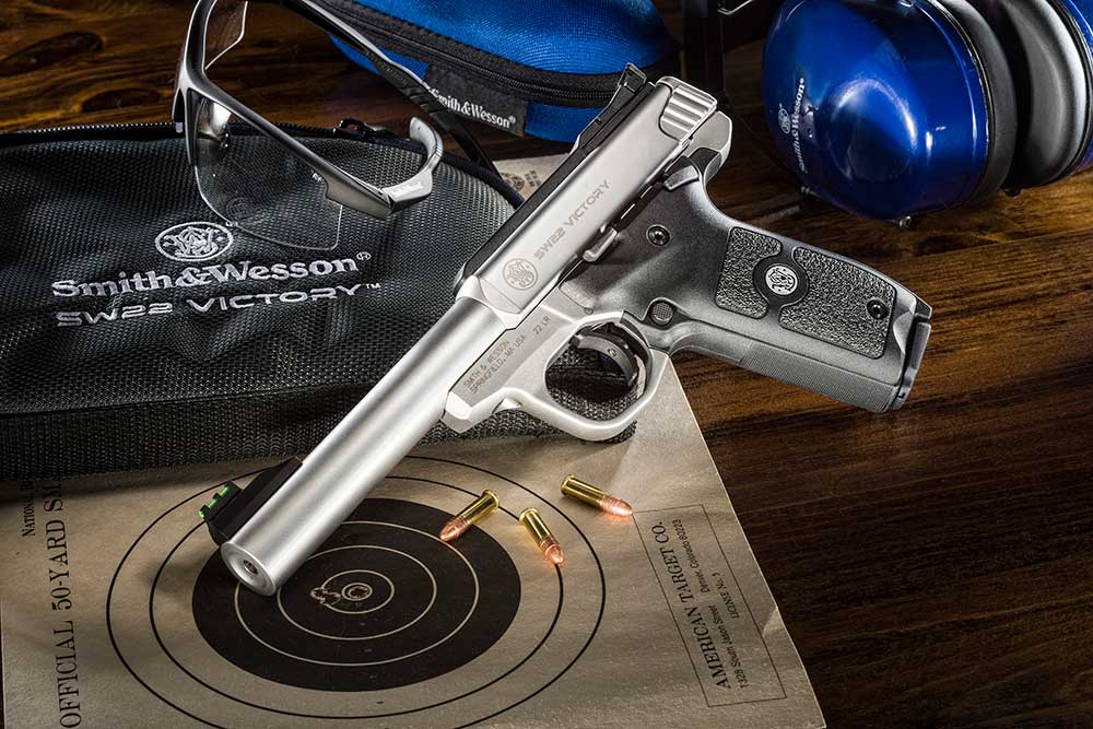 First Look: Smith & Wesson SW22 Victory