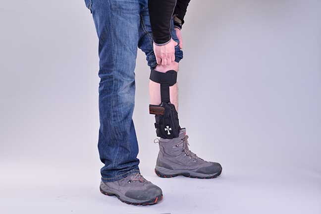 First Look: CrossBreed Ankle Holster