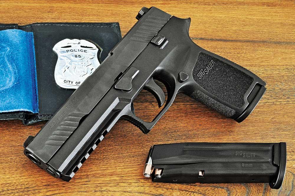 Sig Sauer P320 Review Handguns