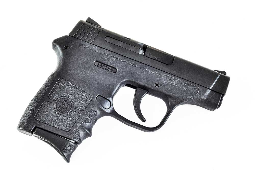 Smith & Wesson M&P Bodyguard 380 Review
