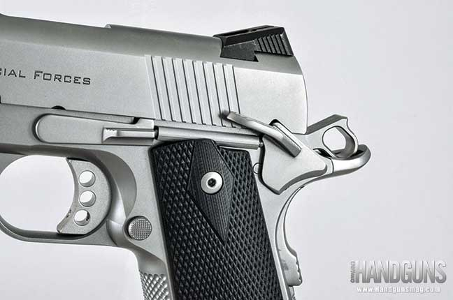 Ed Brown Special Forces Carry 1911 Review