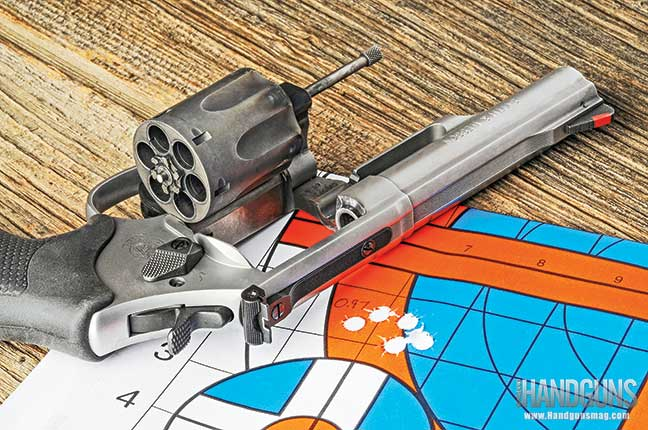 Review: Smith and Wesson Model 66 Combat Magnum
