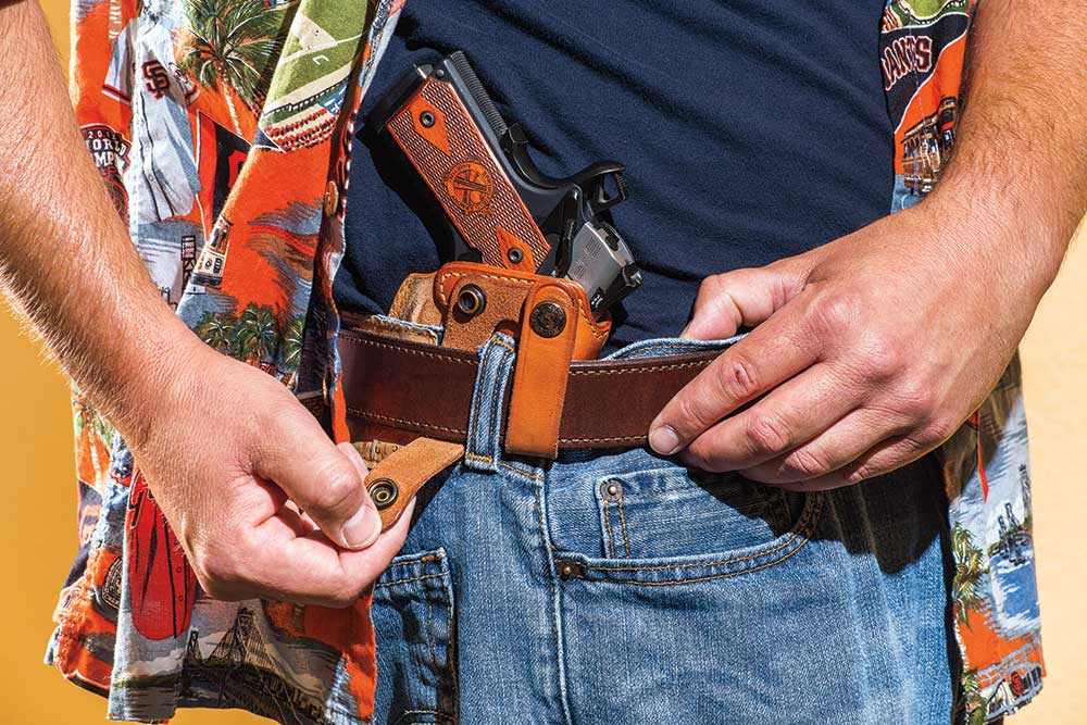 Dressing for Concealed Carry