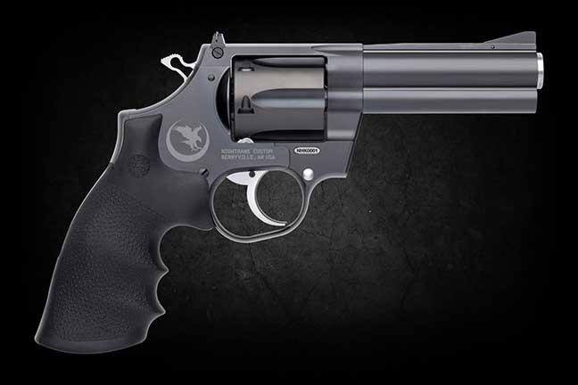 First Look Nighthawk Korth Revolver Series Handguns