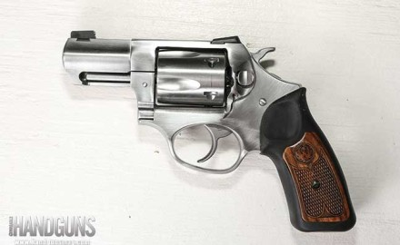 The all-steel Ruger SP101 Novak is a .357 Magnum snubbie that is a great choice for those looking for a solidly built wheelgun. Read our review here.