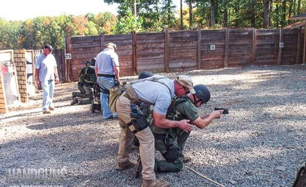 I often scratch my head at the current state of combative firearms training in the United States.