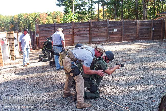 Firearms Training or Trends?