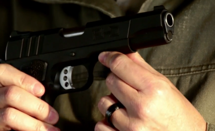 James Tarr reviews the Doublestar Personal Home Defense pistol.