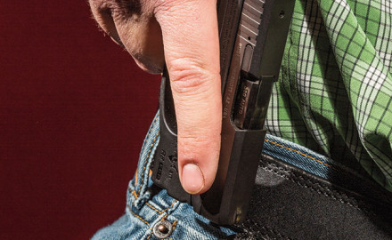 Any gun is better than no gun. Such is the premise of carrying a pocket pistol. After all, if you