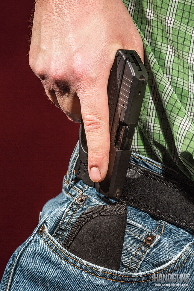 Carrying a Pocket Pistol
