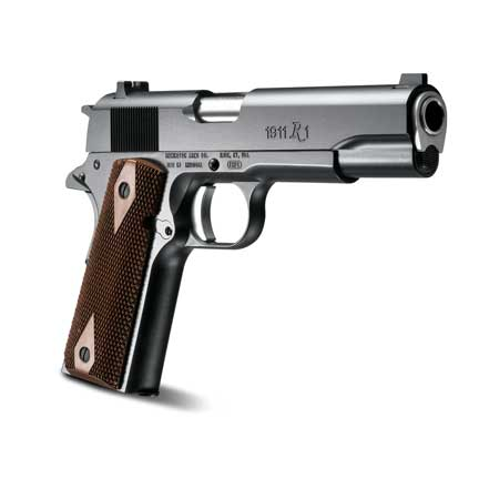 Remington Timeline: 2011 - R1 Pistol Is Introduced