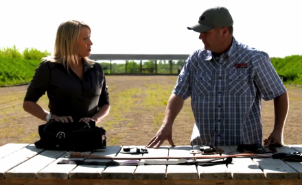 Jessica Nyberg and Richard Nance highlight some good options when it comes to holsters and other