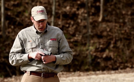James Tarr reviews Springfield Armory's XD Mod. 2 Tactical pistol.
